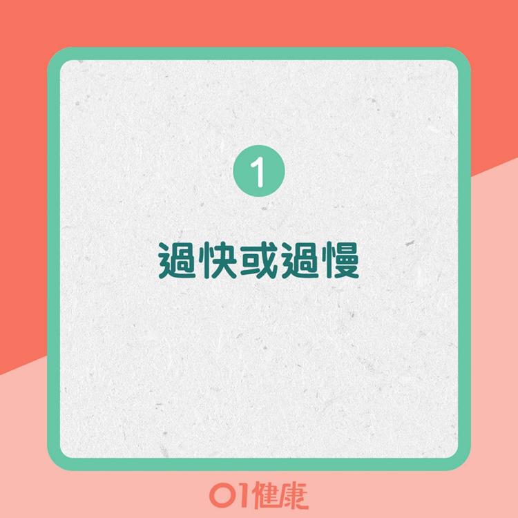Title: 1. 過快或過慢(01製圖)