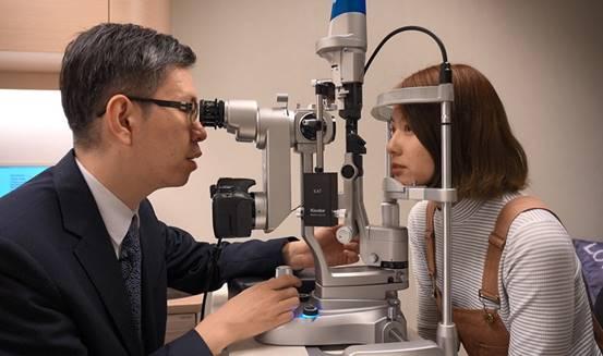 青光眼會對視神經造成無法修補的損害。