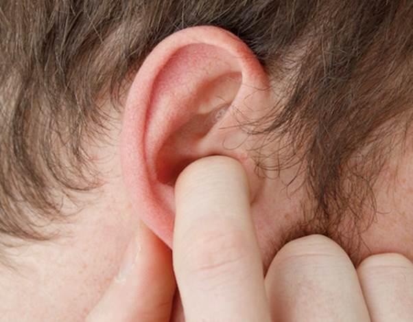 耳朵,耳鳴,挖耳朵。(示意圖/達志影像)