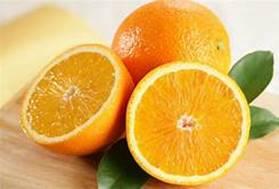 一張含有 橘子, 橙色, 切片, 食物 的圖片自動產生的描述