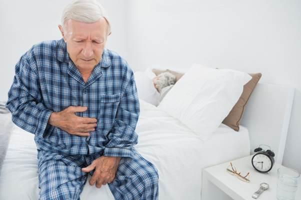 缺血性結腸炎(123RF)